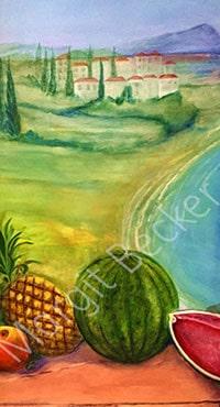 toskanafreuden wandmalerei von margit becker 1 1